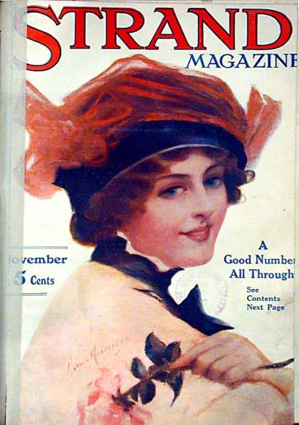 The Strand Magazine (73 Issues) 1891-1902 on DVD