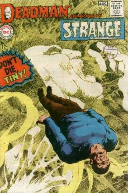 Strange Adventures 213 - Neal Adams
