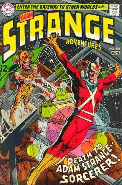 Strange Adventures 218 - Neal Adams