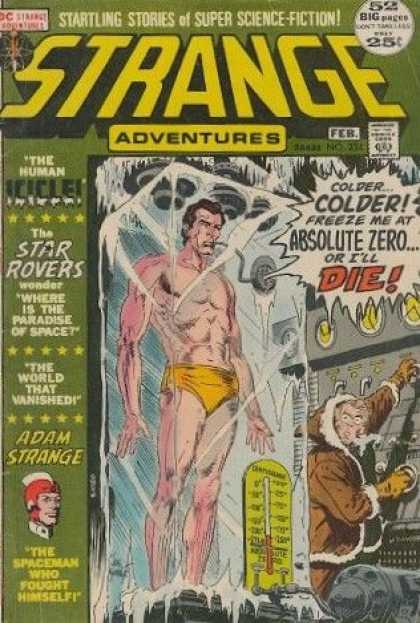 Strange Adventures 234 - Joe Kubert