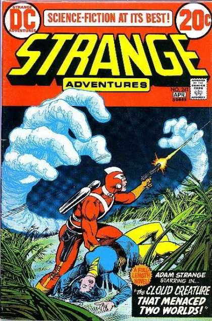 Strange Adventures 241 - Nick Cardy