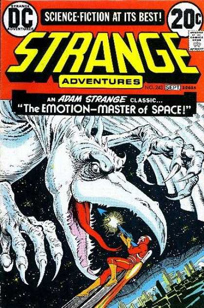 Strange Adventures 243 - Nick Cardy