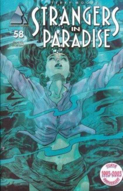 Strangers in Paradise 58