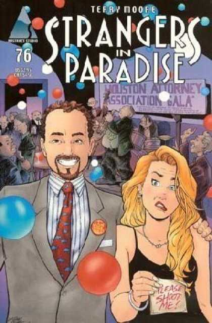 Strangers in Paradise 76