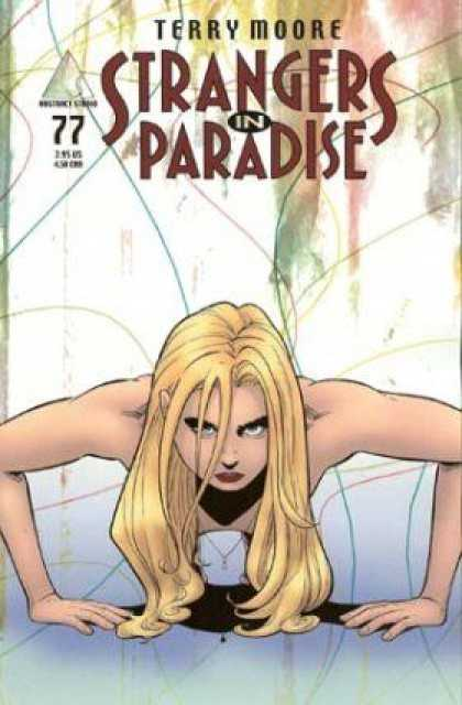 Strangers in Paradise 77 - Golden Women - Manly Woman - Krish Girl - The Stolen Diamond - Comefight With Me