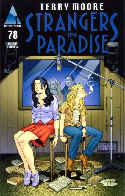 Strangers in Paradise 78