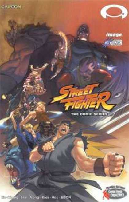 Street Fighter 0 - Joe Madureira