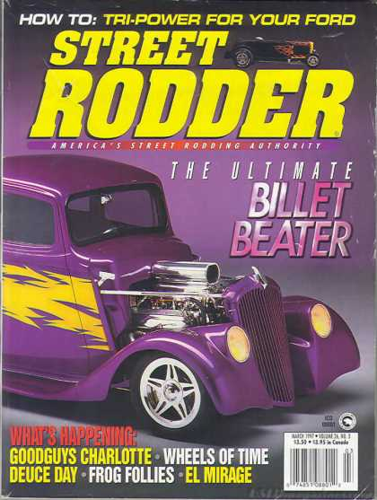 Street Rodder - March 1997