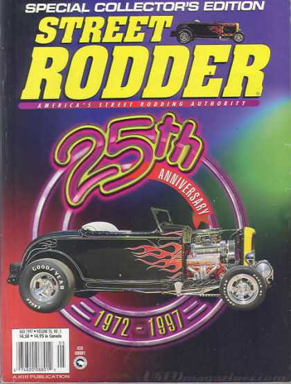 Street Rodder - May 1997
