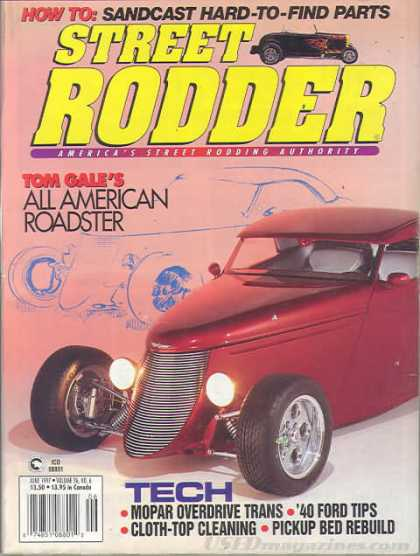 Street Rodder - June 1997