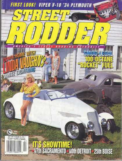 Street Rodder - July 1997