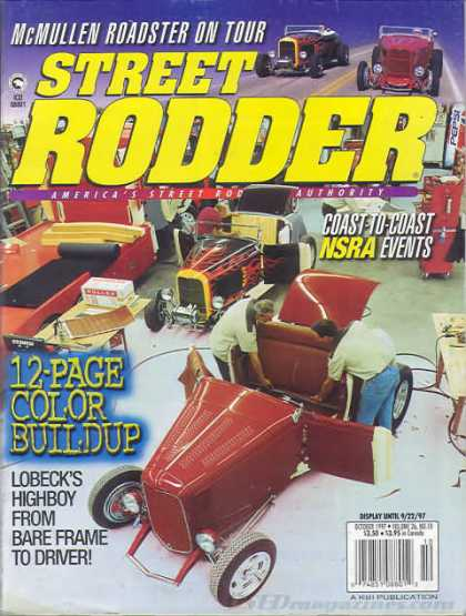 Street Rodder - October 1997