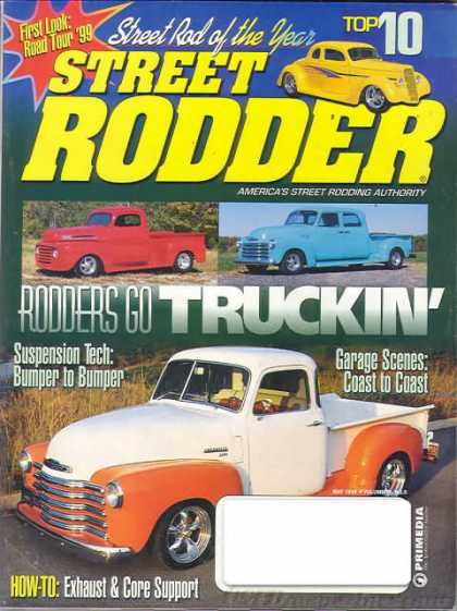 Street Rodder - May 1999