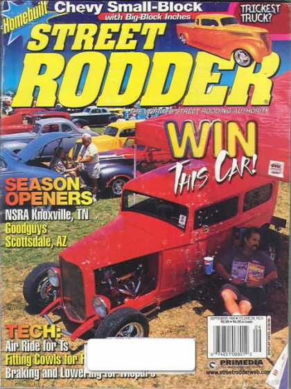 Street Rodder - September 1999