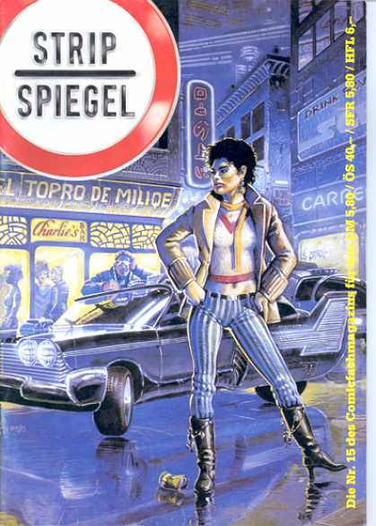 Stripspiegel 15