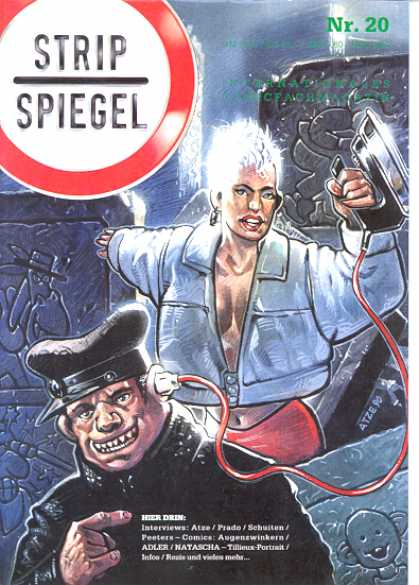 Stripspiegel 20