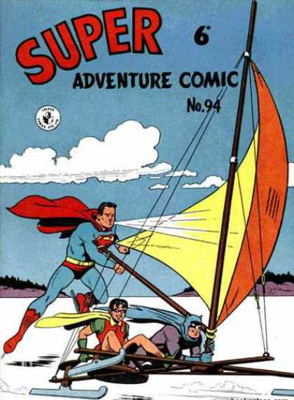 Super Adventure Comic 94 - Super - Adventure Comic - No 94 - 6 - Superman