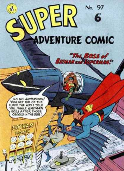 Super Adventure Comic 97