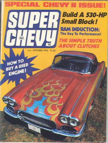 Super Chevy - October 1976