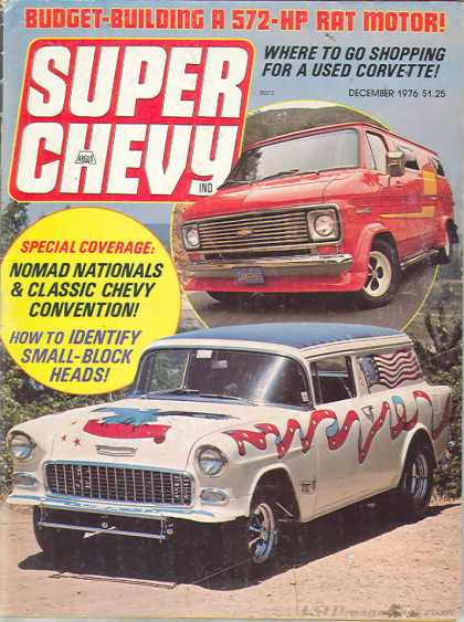 Super Chevy - December 1976