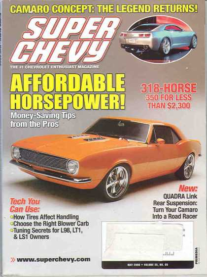 Super Chevy - May 2006