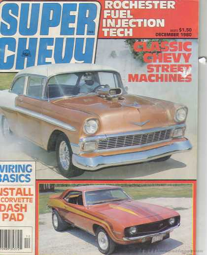 Super Chevy - December 1980