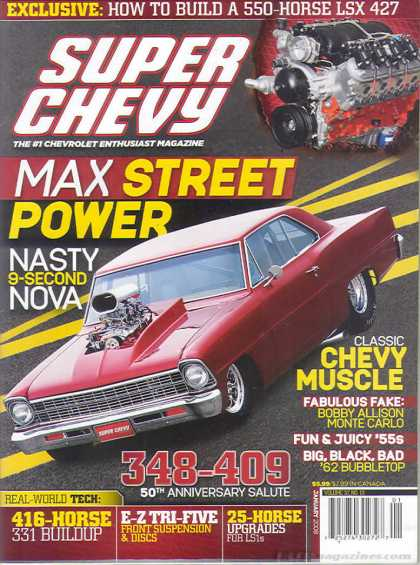 Super Chevy - January 2008