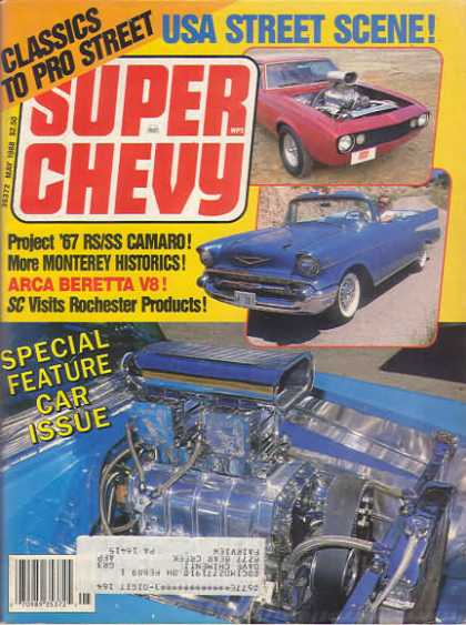 Super Chevy - May 1988