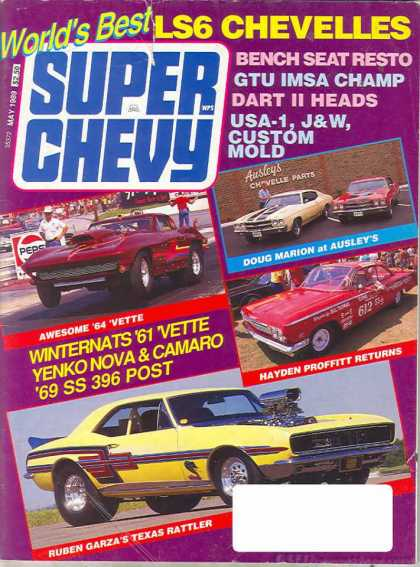 Super Chevy - May 1989