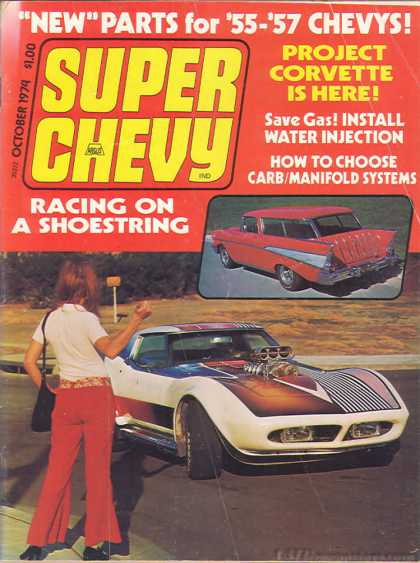 Super Chevy - October 1974
