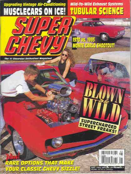 Super Chevy - May 1995