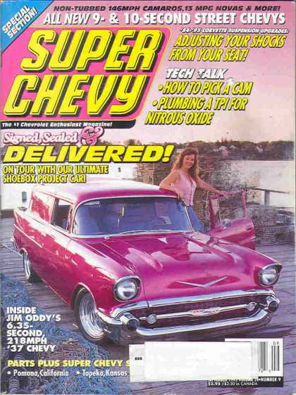 Super Chevy - September 1995