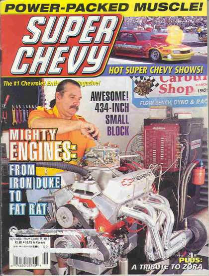 Super Chevy - September 1996