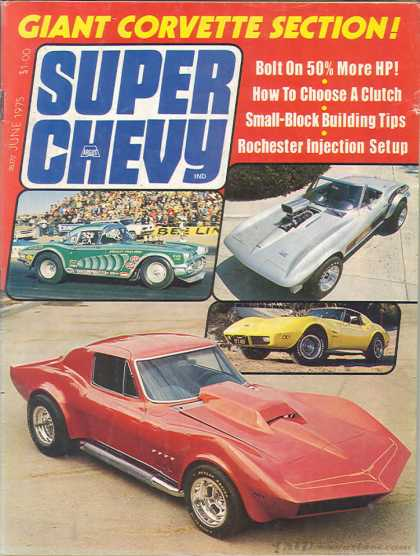 Super Chevy - June 1975