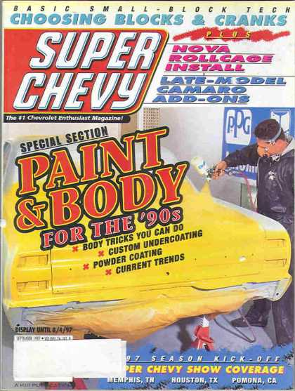 Super Chevy - September 1997
