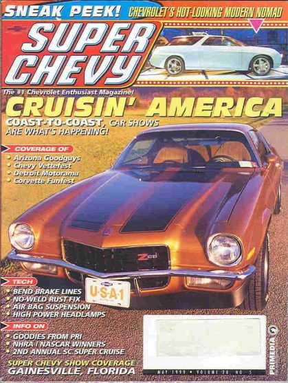 Super Chevy - May 1999