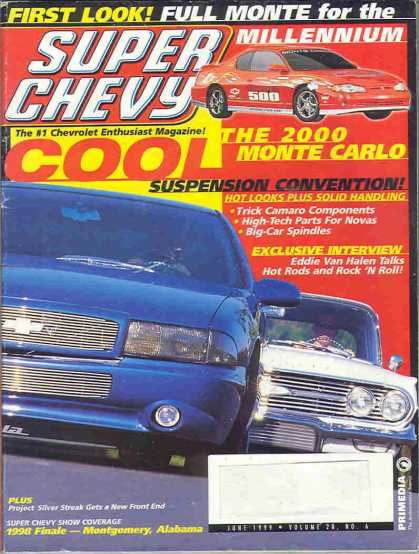 Super Chevy - June 1999