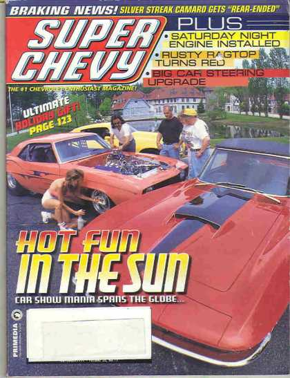 Super Chevy - November 1999