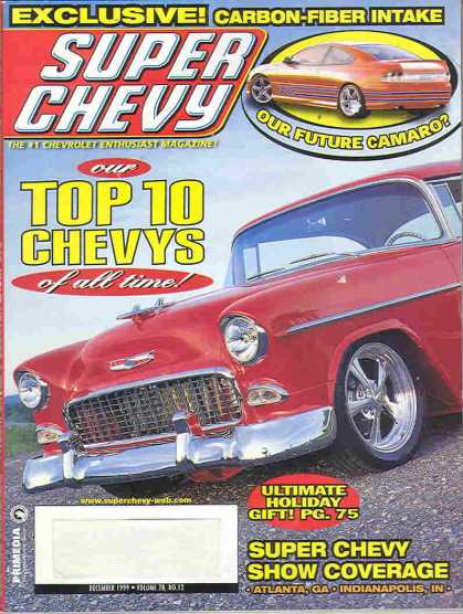 Super Chevy - December 1999