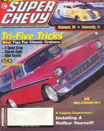 Super Chevy - April 2000