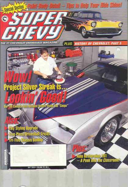 Super Chevy - May 2000