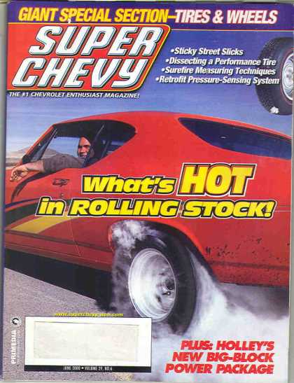 Super Chevy - June 2000