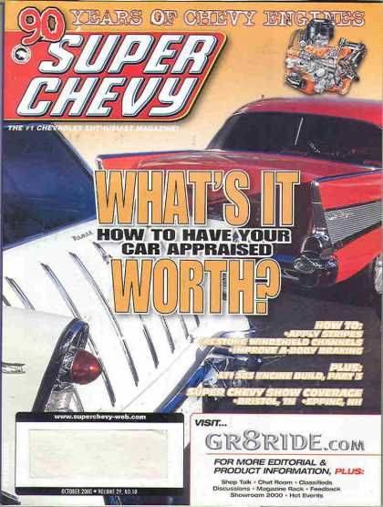 Super Chevy - October 2000