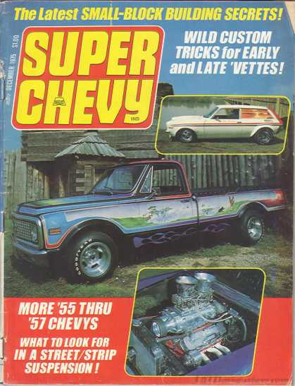 Super Chevy - December 1975
