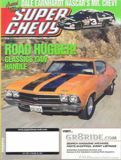 Super Chevy - July 2001