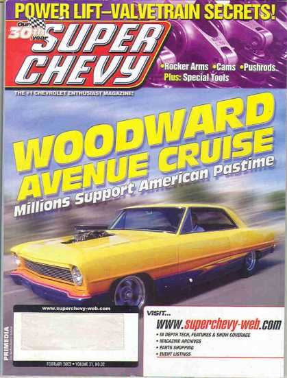 Super Chevy - February 2002