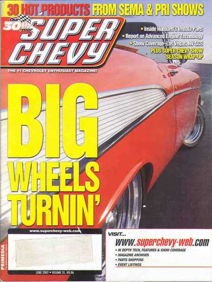 Super Chevy - June 2002