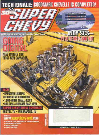 Super Chevy - December 2002