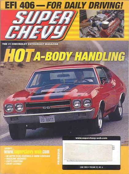 Super Chevy - June 2003
