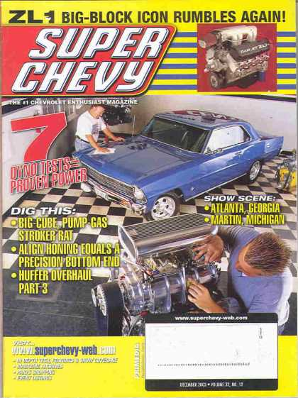 Super Chevy - December 2003